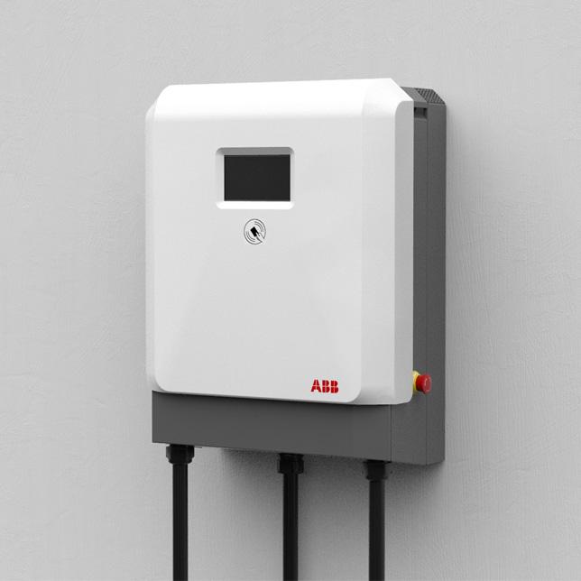 ABB DC-Wallbox CCS & CHAdeMO (2 Anschlüsse)*