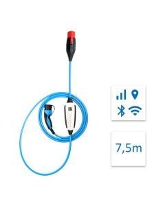 Borne de recharge mobile GSM/GPS/SIM NRGkick 32 A, 7,5 m, 12801001