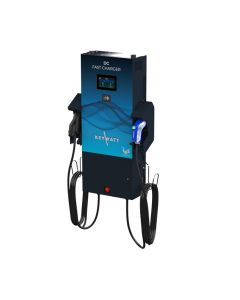 DC-Wallbox (24kW, CCS und CHAdeMO, SIM, RFID) | The Mobility House