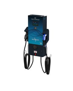 DC-Wallbox (24kW, CCS, CHAdeMO und AC Typ 2, SIM, RFID) | The Mobility House