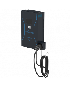 DC-Wallbox (24kW, CCS oder CHAdeMO, SIM, RFID) | The Mobility House