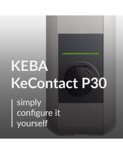 KEBA | Wallbox KeContact P30