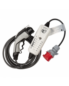 NRGkick Mobile Ladestation 16 A light (3,7kW, inkl. 5m Kabel Typ1, CEE Anschluss, mobil) | The Mobility House