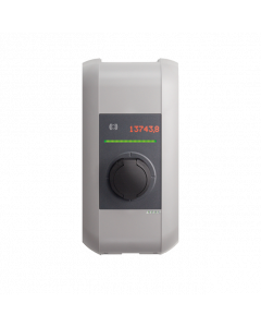 KEBA Wallbox 102.074 KeContact P30 x-series (22kW, Steckdose Typ2, 3G, RFID, WLAN) | The Mobility House