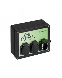 Spelsberg TG BCS 3 E-Bike charging station
