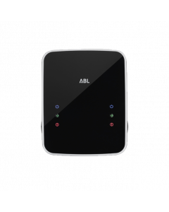ABL Wallbox eMH3 Twin 3W2214 (1 x 22kW / 2 x 11kW, Steckdose Typ 2, RFID) | The Mobility House