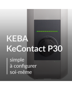 KEBA | Wallbox KeContact P30