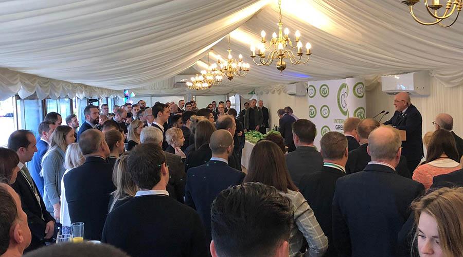 Verleihung der Green Apple Awards in London