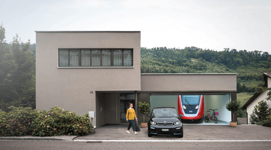 SBB Green Class customers receive discount on home charging solution from The Mobility House