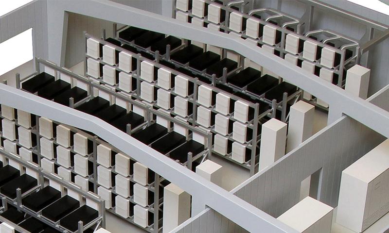 Battery storage Luenen