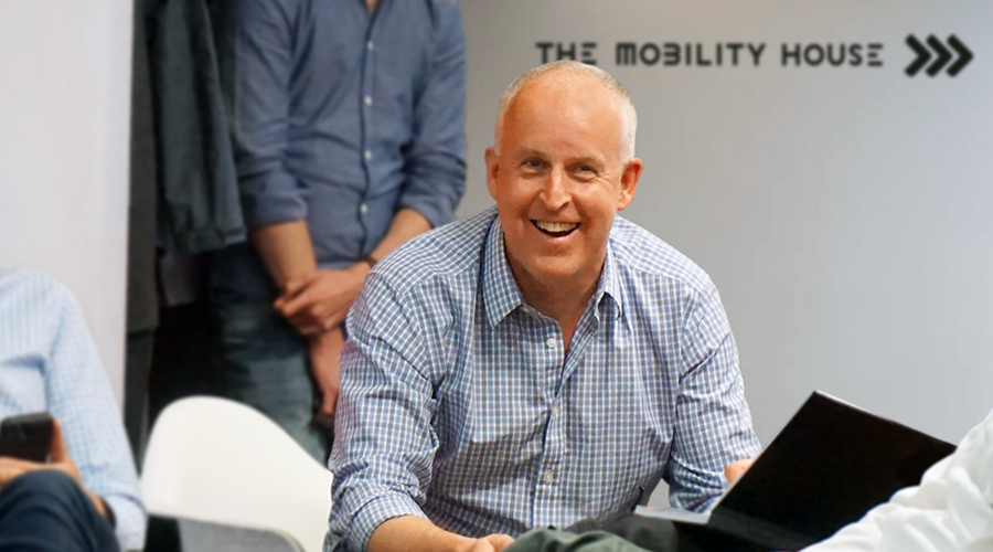 Diarmuid O'Connell joined the board of directors of The Mobility House