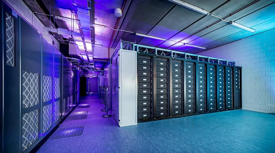 Stationary storage in the Johan Cruijff ArenA