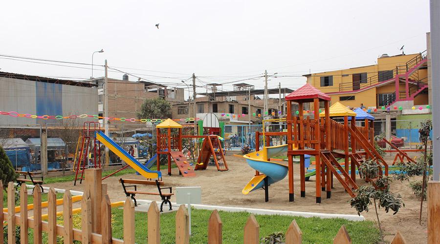 Spielplatz des Jayma Kunan e.V.