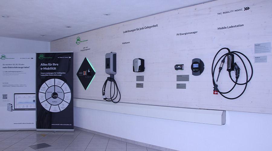 emobil Oberschwaben setzt auf The Mobility House als Partner für intelligente Ladelösungen
