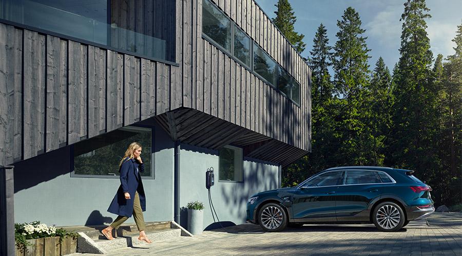 Kooperation zwischen und Audi und The Mobility House bietet dem Kunden alles aus einer Hand, Bildquelle: Shutterstock