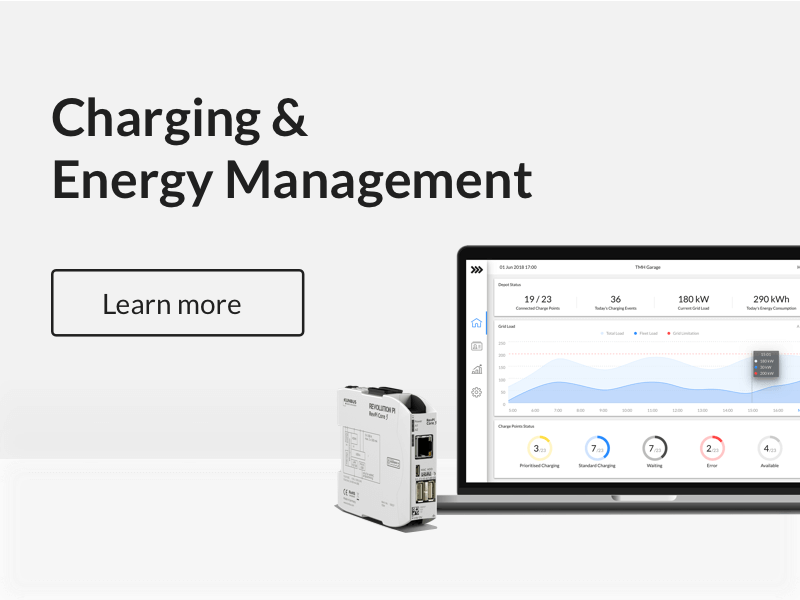 Charging and Energy Management