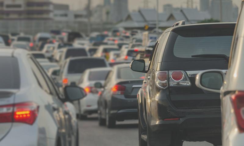 Verkehrsemissionen