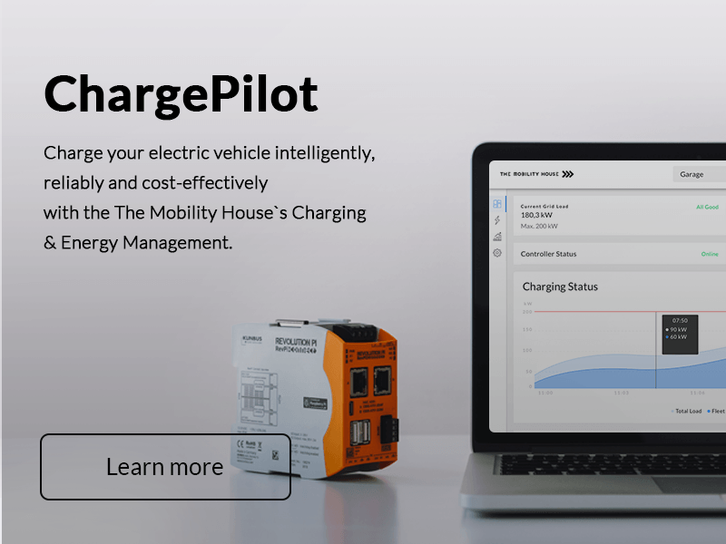Charge Pilot - Charging and Energy Management