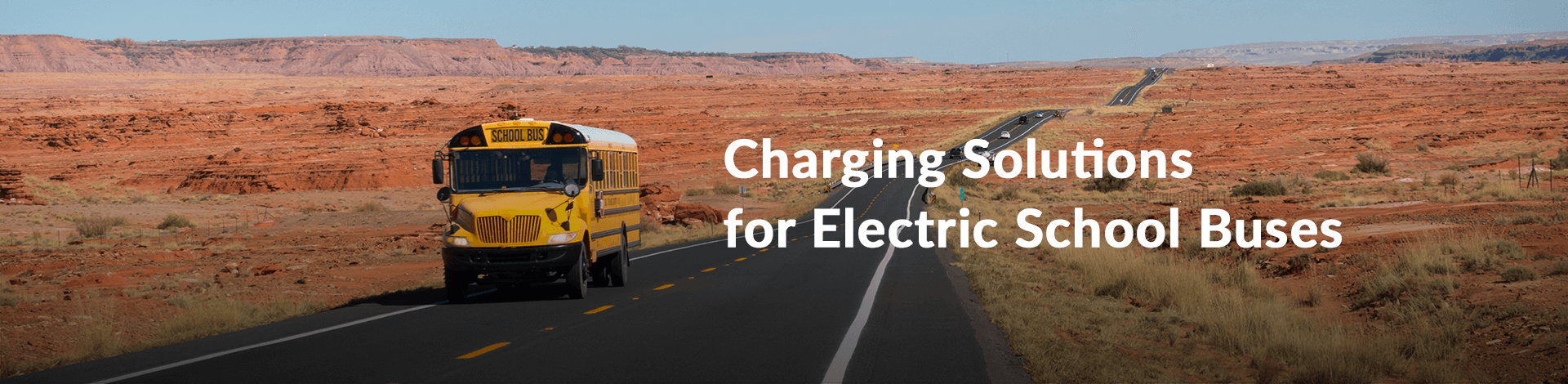 Charging solutions for school bus fleets