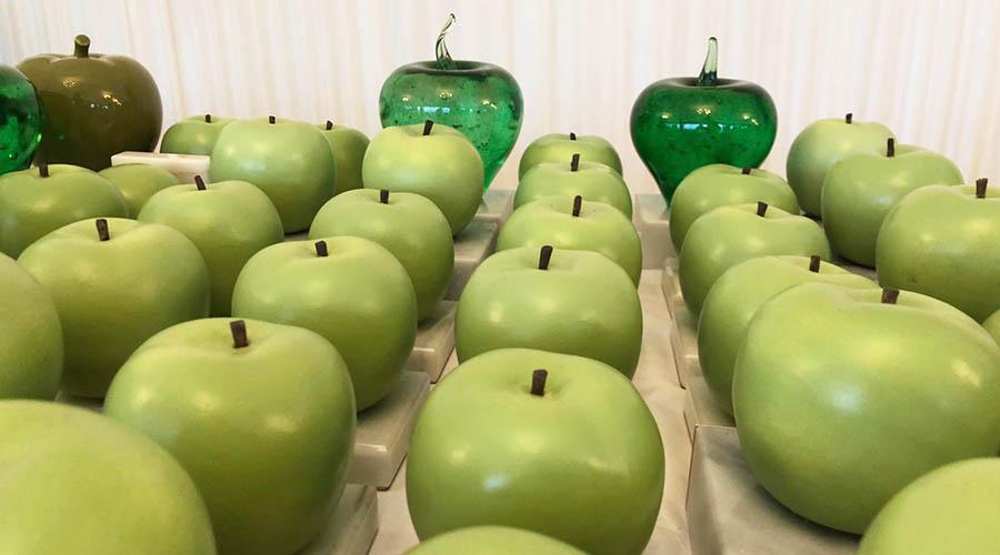 Verleihung der Green Apple Awards