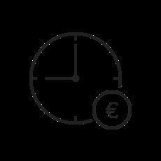 Icon: Ladezeit sparen