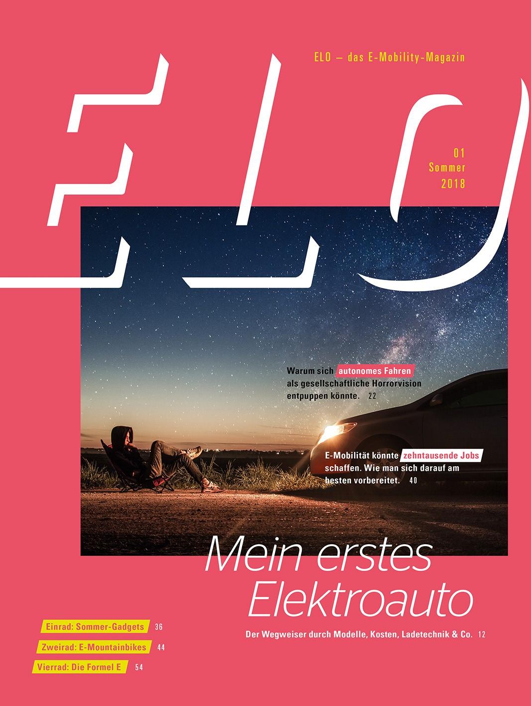 Kommentar von Thomas Raffeiner im ELO Magazin