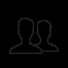 Icon - Kunden