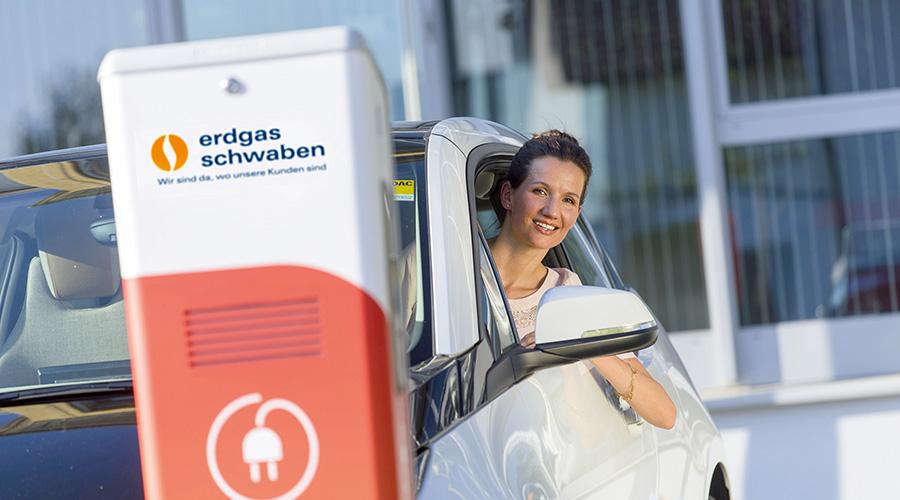 erdags schwaben und The Mobility House kooperieren im Bereich Elektromobilität