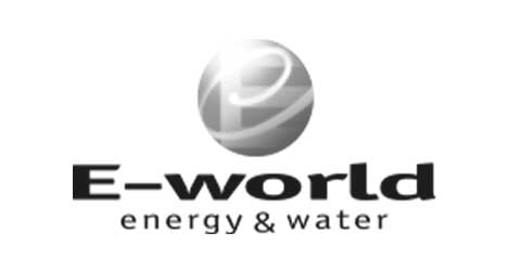 Logo: e-World