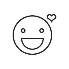 Icon Happy Customer