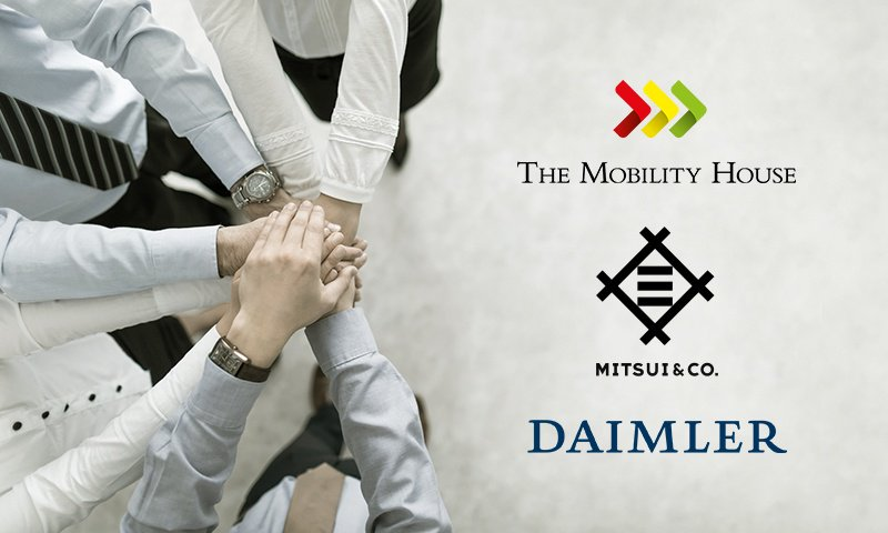 Daimler, Mitsui