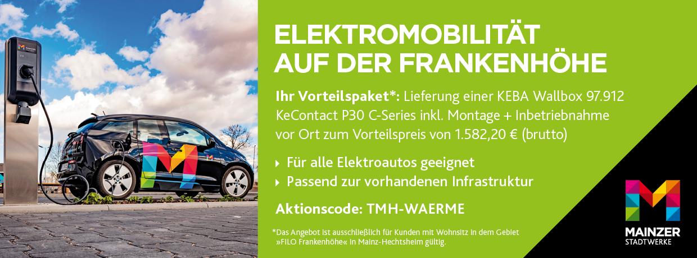 Kooperation Mainzer Wärme & The Mobility House