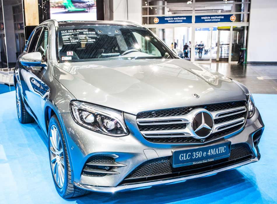 Mercedes GLC 350 e 4MATIC