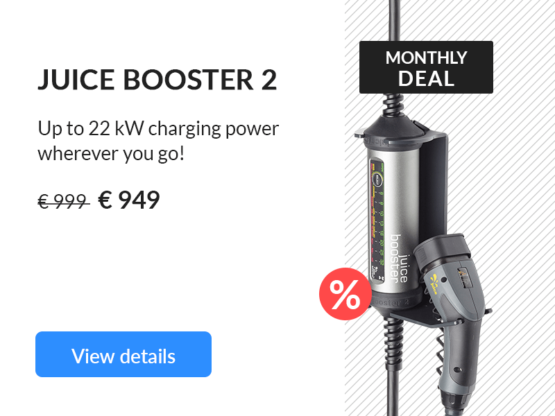 Deal of the month JUICE BOOSTER 2