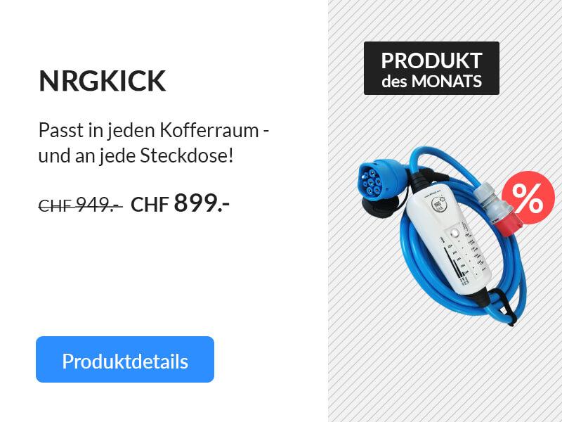 Produkt des Monats: NRGkick 11 kW
