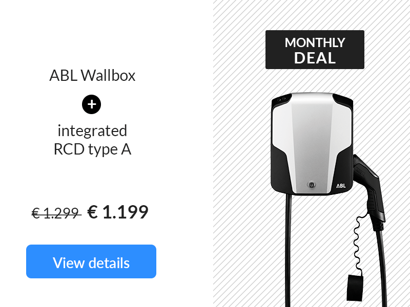 Product of the month: ABL Wallbox 22 kW