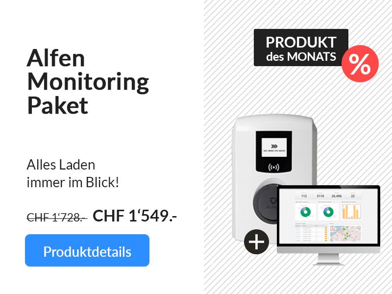 Produkt des Monats: Alfen Monitoring Paket