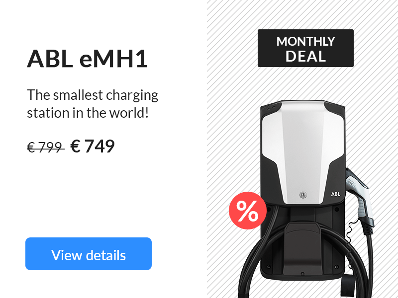 Deal of the month ABL Wallbox eMH1