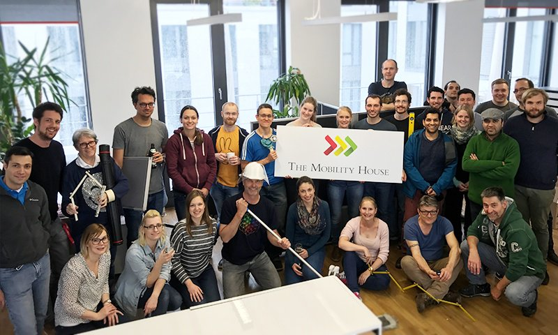 The Mobility House Team