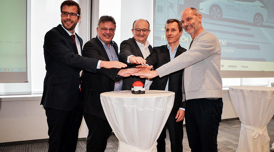 Offizieller Start der Primärregelenergieerzeugung