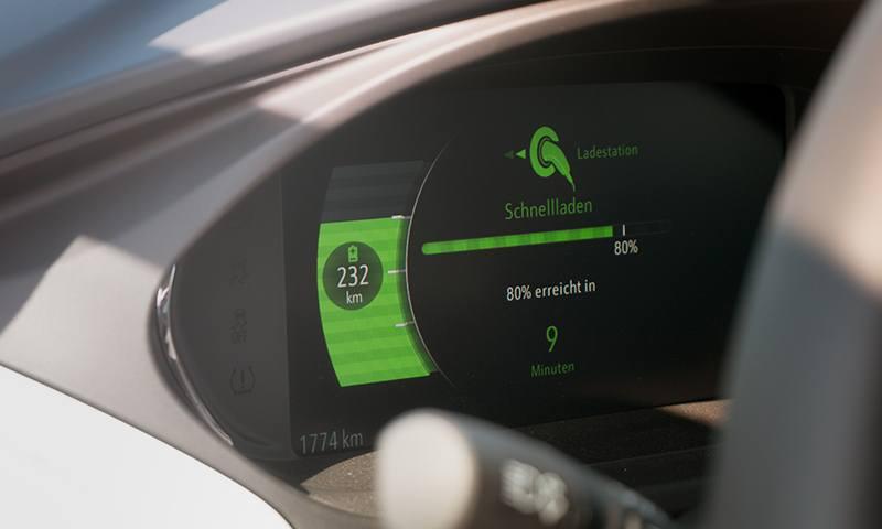 Batteriekapazität Opel Ampera-e
