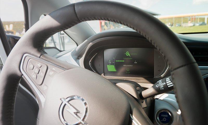 Lenkrad Opel Ampera-e