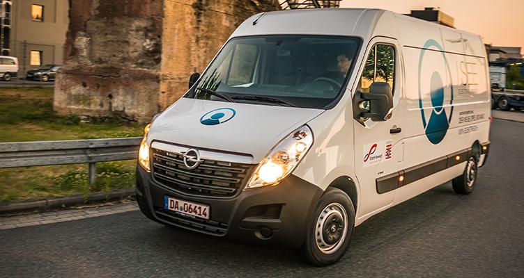 OPEL e-VIVARO Kastenwagen