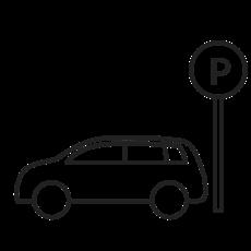 Icon: Parkplatz