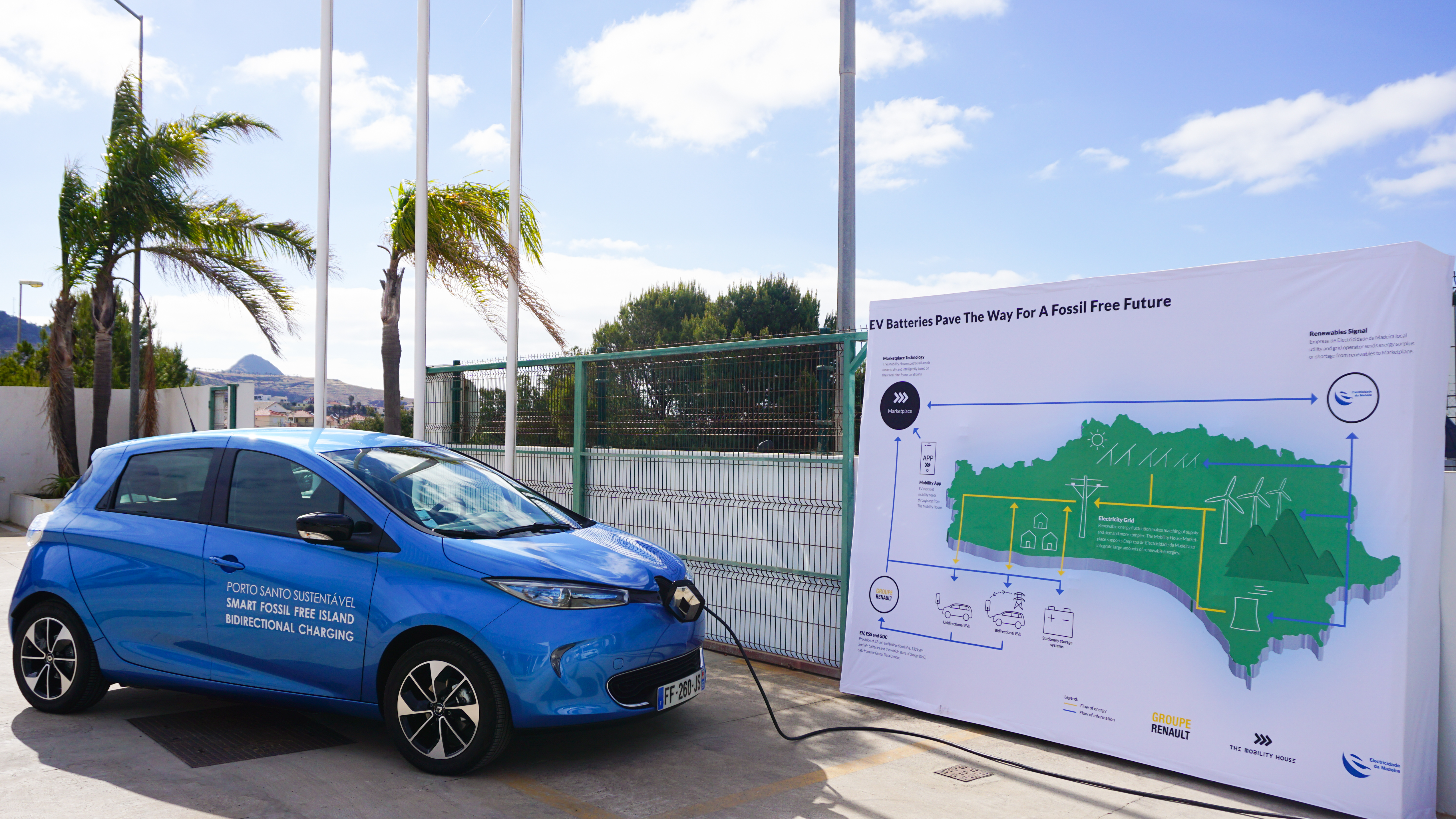 EV batteries pave the way for a fossil free future