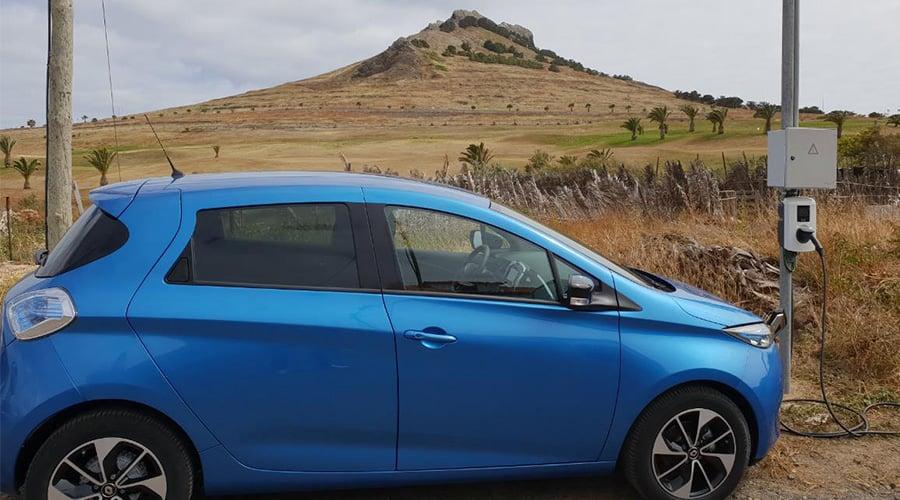 Porto Santo - erste emissionsfreie Insel der Welt