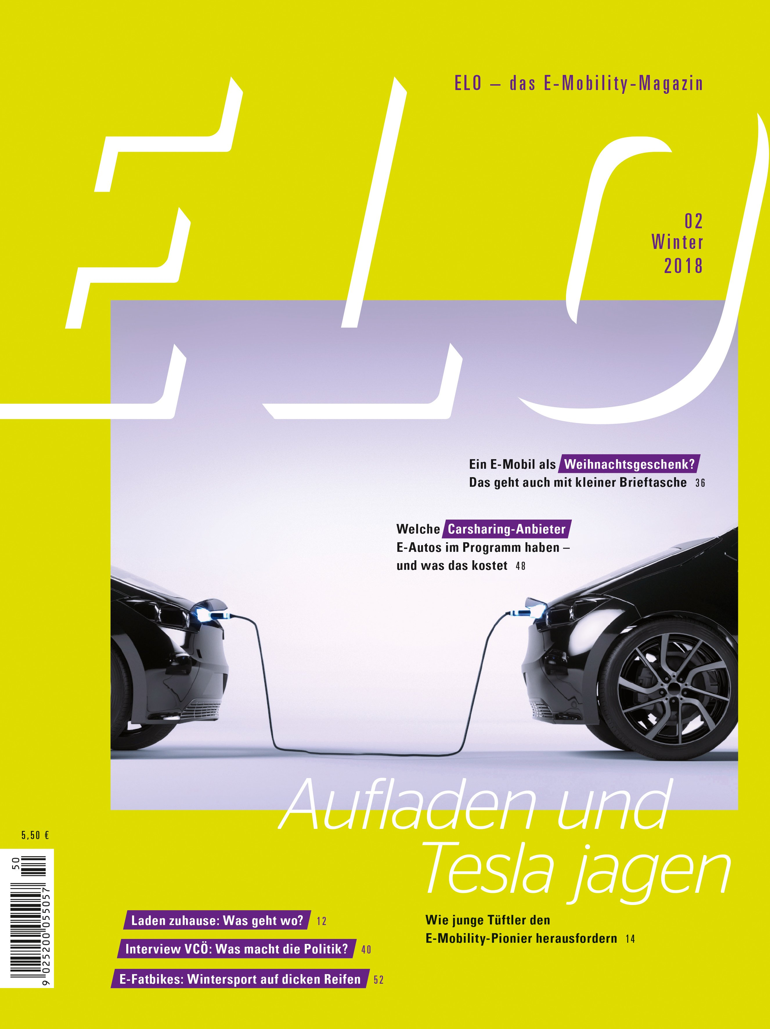 Comment of Thomas Raffeiner in ELO magazine