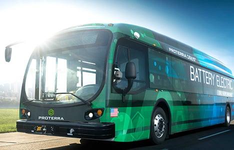 E-Bus: Proterra Catalyst E2 40