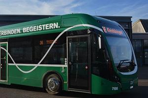 Referenz Basler Verkehrsbetriebe