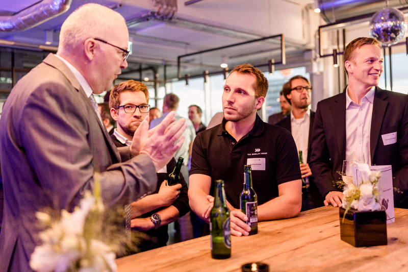 The Mobility House feiert 10jähriges Jubiläum - Visionsevent am 20.10.2019